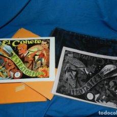 Tebeos: (MF) COLECCION GRAFIDEA CASIANO BARULLO Y JULIO MARTIN, COLECCION 24 NUMEROS + FOTOLITOS . Lote 140308586