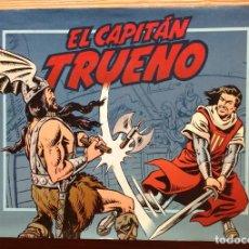Tebeos: EL CAPITAN TRUENO TOMO 1 NUMEROS 1 AL 48 - EDICIONES B 1994 FACSIMIL DE LOS ORIGINALES. Lote 140875950