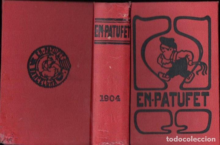 EL PATUFET AÑO I 1904 - 52 NÚMEROS + CALENDARI (1978) (Tebeos y Comics - Tebeos Reediciones)