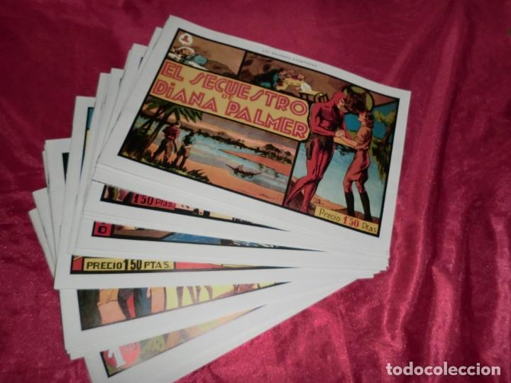 LOTE DE COMIX EL HOMBRE ENMASCARADO EN REEDICION TAMAÑO GRANDE (Tebeos y Comics - Tebeos Reediciones)