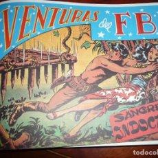 Tebeos: AVENTURAS DEL FBI - FACSIMILES- TOMOS 2-4 Y 9, CARTON. ESTUDIO EDICIONES COMICS. 1981,25 NUM TOMO . Lote 144884686