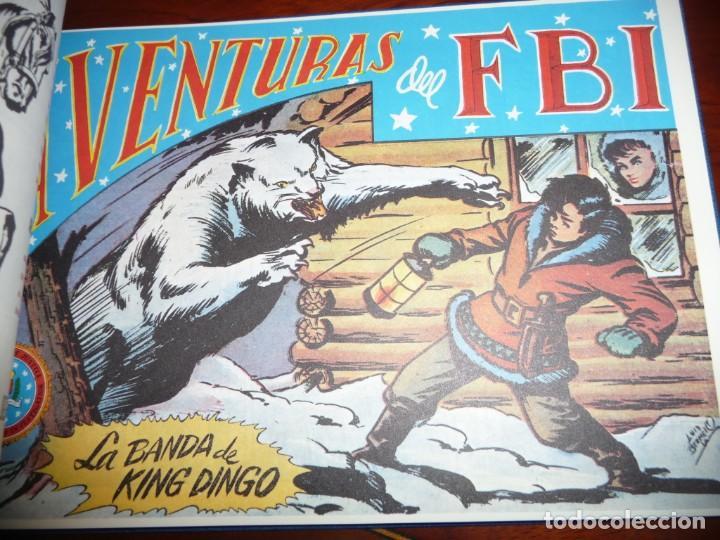 Tebeos: AVENTURAS DEL FBI - FACSIMILES- TOMOS 2-4 Y 9, CARTON. ESTUDIO EDICIONES COMICS. 1981,25 NUM TOMO - Foto 7 - 144884686