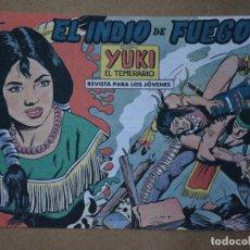 Tebeos: YUKI EL TEMERARIO, Nº 51. REEDICION. LITERACOMIC. C1. Lote 147034802