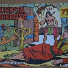 Tebeos: YUKI EL TEMERARIO, Nº 55. REEDICION. LITERACOMIC. C1. Lote 147053614