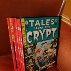 """Tebeos: THE COMPLETE """"TALES FROM THE CRYPT"""". Lote 147080442"""