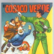 Tebeos: EL COSACO VERDE. EXTRA DE VERANO. REEDICION. Lote 147332177