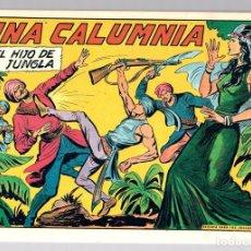 Tebeos: EL HIJO DE LA JUNGLA. UNA CALUMNIA. Nº 4. REEDICION. EDICIONES JLA, 1986. Lote 147334736