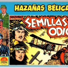 Tebeos: HAZAÑAS BELICAS. VOLUMEN V. SEMILLAS DE ODIO. REBELION. G4 EDICIONES. Nº 5. REEDICION. Lote 147337396