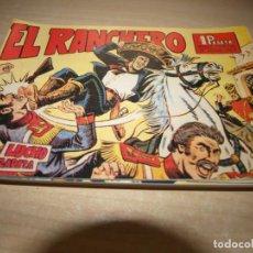 Tebeos: EL RANCHERO - COLECION COMPLETA - 32 NÚMEROS - FASCIMIL . Lote 149703074