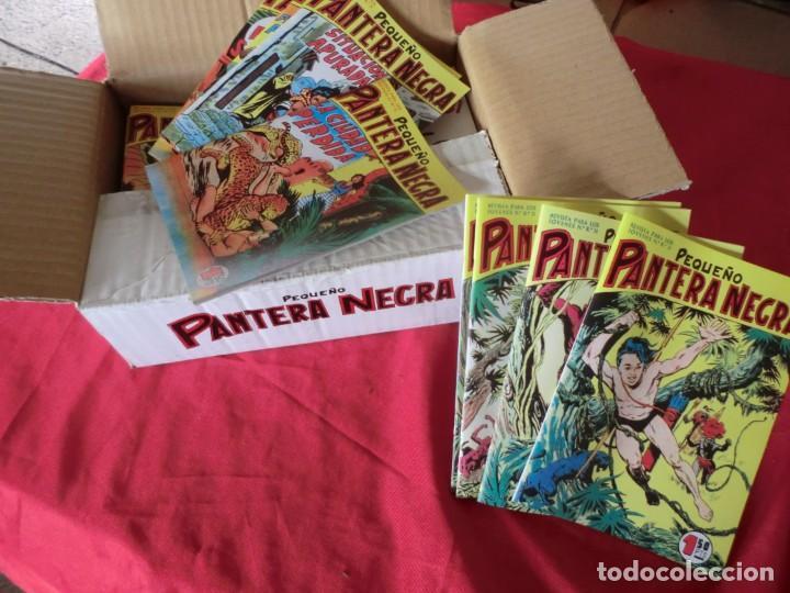 PEQUEÑO PANTERA NEGRA 1 PARTE, REEDICION COMPLETA (Tebeos y Comics - Tebeos Reediciones)