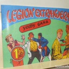Tebeos: LEGION EXTRANJERA Nº 23 - REEDICION. Lote 260868155