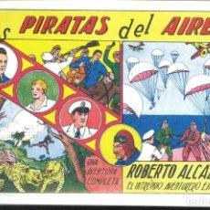 Tebeos: ROBERTO ALCAZAR Y PEDRIN , LOTE 1 AL 16. Lote 151440286