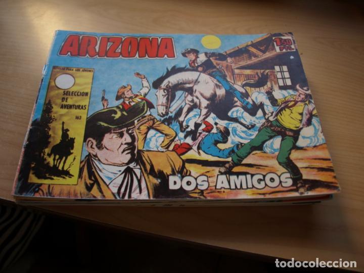 ARIZONA - COLECCION COMPLETA - REEDICION - TORAY (Tebeos y Comics - Tebeos Reediciones)