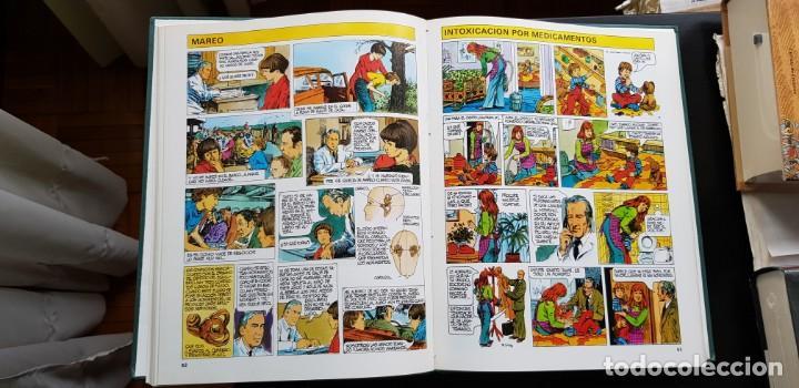 TEBEO / CÓMIC FACSÍMIL NUEVO DE CUIDADOS MÉDICOS / MEDICINA REEDICIÓN 158 PÁGINAS (Tebeos y Comics - Tebeos Reediciones)