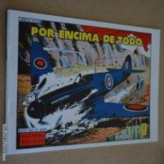 Tebeos: HAZAÑAS BELICAS, 255. REEDICION. LITERACOMIC. C1. Lote 154096006