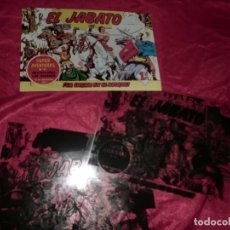 Tebeos: FOTOLITOS ORIGINALES DE TEBEO EL JABATO. Lote 154545050