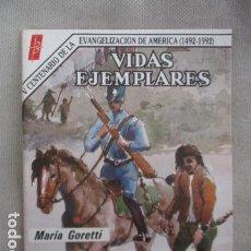 Tebeos: VIDAS EJEMPLARES - MARÍA GORETTI . Lote 154951746