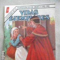 Tebeos: VIDAS EJEMPLARES - Nº 70 ... SANTA JUANA DE FRANCIA. Lote 154953518