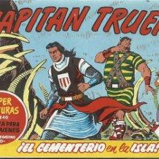 Tebeos: EL CAPITAN TRUENO 397 EL CEMENTERIO EN LA ISLA SUPER AVENTURAS 840 A. Lote 155521822