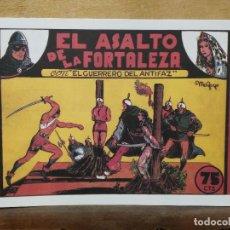 Tebeos: EL GUERRERO DEL ANTIFAZ - Nº 6 - REEDICIÓN (FACSÍMIL). Lote 156596866