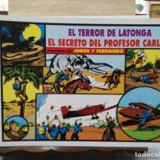 Comics: AVENTURAS DE JORGE Y FERNANDO - 2ª SERIE ÀFRICA´, NUM. DEL 20 AL 55 - 36 EJEMP, COLECCIÓN COMPLETA. Lote 156611482