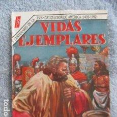 Tebeos: VIDAS EJEMPLARES Nº 67 - SAN PEDRO APOSTOL - BUENA PRENSA . Lote 157743754