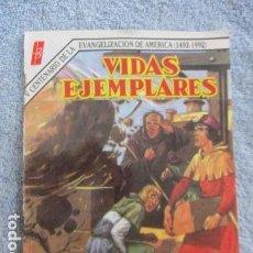 Tebeos: VIDAS EJEMPLARES, .SAN FRANCISCO DE PAULA. Lote 157744406