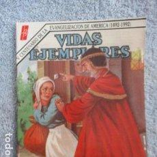 Tebeos: VIDAS EJEMPLARES - Nº 70 ... SANTA JUANA DE FRANCIA. Lote 157745086