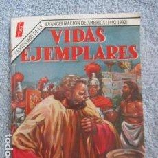 Tebeos: VIDAS EJEMPLARES Nº 67 - SAN PEDRO APOSTOL . Lote 157745550