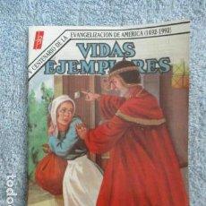 Tebeos: VIDAS EJEMPLARES - Nº 70 ... SANTA JUANA DE FRANCIA. Lote 157746234