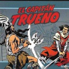BDs: EL CAPITÁN TRUENO. EDICIONES B/GRUPO Z, 2003 (2ª EDICIÓN) TOMO 1. Lote 158433626