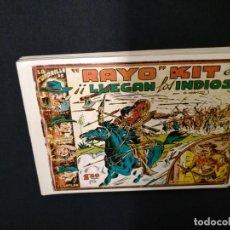 Tebeos: REEDICION - COLECCION COMPLETA - RAYO KIT - Nº 1 AL Nº 24 - CLUB AMIGOS DE LA HISTORIETA. Lote 163386258