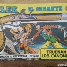 Giornalini: BLEK, EL GIGANTE - Nº 115, TRUENAN LOS CAÑONES. Lote 164804450