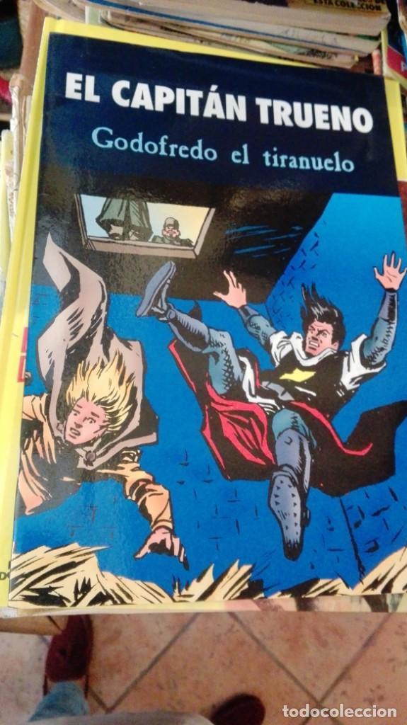 EL CAPITAN TRUENO GODOFREDO EL TIRANUELO (Tebeos y Comics - Tebeos Reediciones)