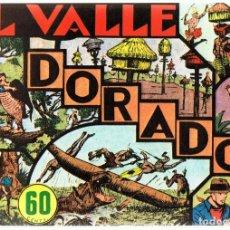 Tebeos: AVENTURAS DE JORGE Y FERNANDO EL VALLE DORADO ALBUM Nº 4 . Lote 165608646