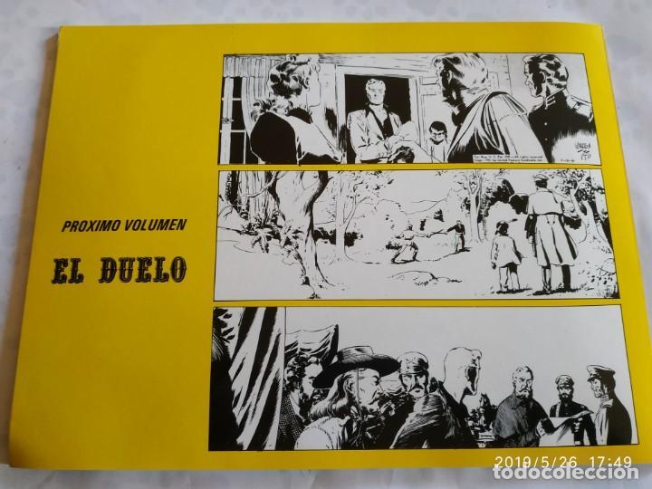 Tebeos: Comic Warren Tufts Tomo 2, una saga del Oeste Casey Ruggled Joaquín Murietta el Bandido - Foto 2 - 165857310