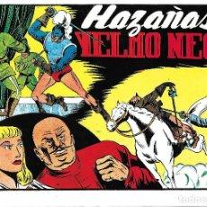 Tebeos: YELMO NEGRO - COMPLETA. Lote 165897170