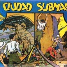 Giornalini: LA CIUDAD SUBMARINA. Lote 165983962