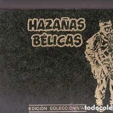 Tebeos: HAZAÑAS BELICAS TOMOS Nº. 6 Y 9. Lote 165991714