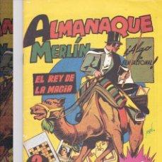 Tebeos: ALMANAQUE MERLIN 1944 -REEDICION. Lote 165992582