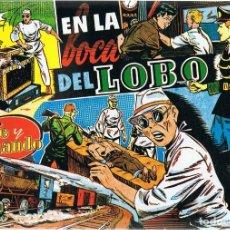 Tebeos: EN LA BOCA DEL LOBO Nº 74. Lote 166145034
