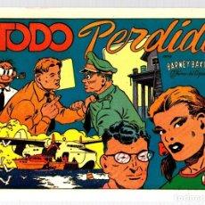 Tebeos: TODO PERDIDO CON BARNEY BAXTER. Nº 2. EDICIONES JLA. AÑO 1986. REEDICION. Lote 166265326