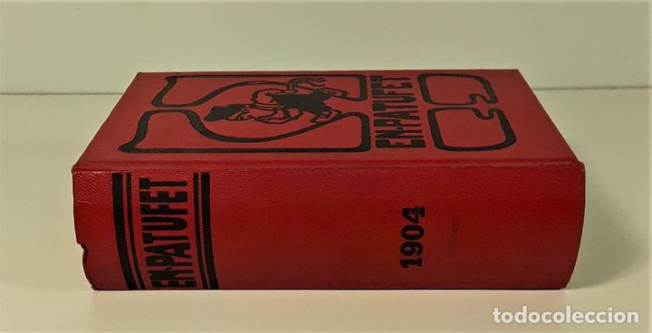 EN-PATUFET. AÑO 1904. FACSÍMIL. LLIB. JOSEP BALAGUÉ I JOSEP PI. BARCELONA. 1978. (Tebeos y Comics - Tebeos Reediciones)