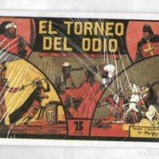 Tebeos: EL TORNEO DEL ODIO. CON EL GUERRERO DEL ANTIFAZ - SEGUNDA MANO. Lote 50235708