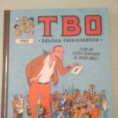 Tebeos: TBO EDICIÓN COLECCIONISTA 1982 SALVAT CON EXTRA AL GRAN COLL. Lote 167916110