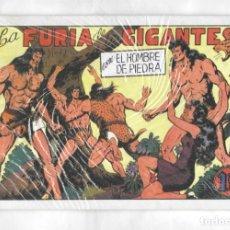 Tebeos: LA FURIA DE LOS GIGANTES. CON PURK, EL HOMBRE DE PIEDRA - SEGUNDA MANO. Lote 50236060