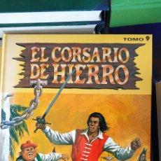 Tebeos: CORSARIO DE HIERRO. Lote 167980654