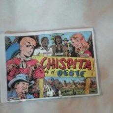 Giornalini: CHISPITA 2ª AVENTURA 24 NUMS.COMPLETA (REEDICION FOTOCOPIADA MUY BUENA). Lote 169595480