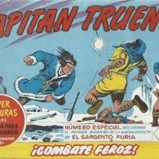 Tebeos: EL CAPITAN TRUENO Nº 294 COMBATE FEROZ. Lote 170564080