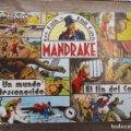Lote 170963790: MANDRAKE EL MAGO - LEE FALK & PHIL DAVIS - Nº 8 - ESTEVE EDITORES